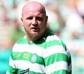 John Hartson Fights A Gambling Addiction Harder To Overcome Than Cancer